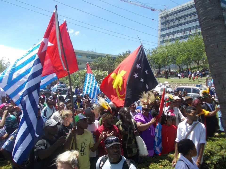 free west papua png events