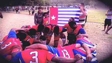 West Papua Warriors set to make history in first International Match