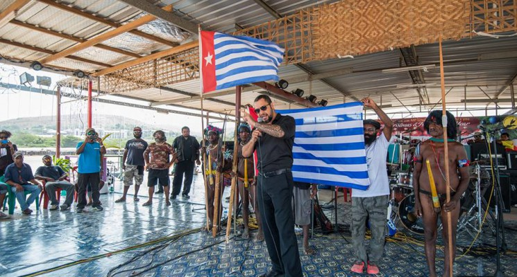 Free West Papua Cultural Festival in Port Moresby