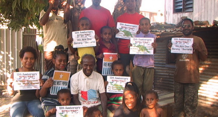 FWPC – PNG celebrates 10th Anniversary of Free West Papua Campaign