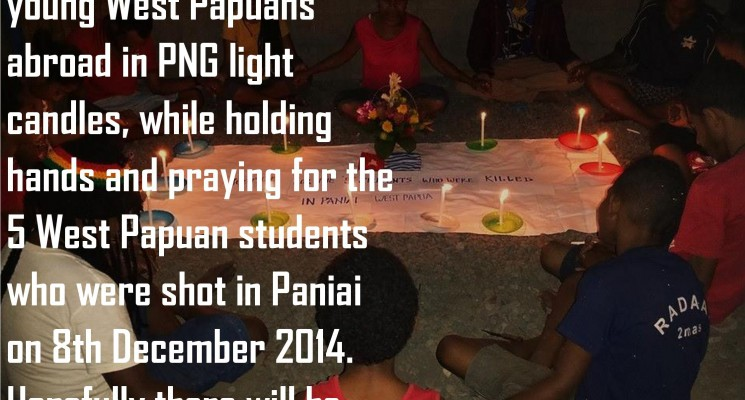 West Papuans in PNG mourn on Anniversary of Paniai Massacre